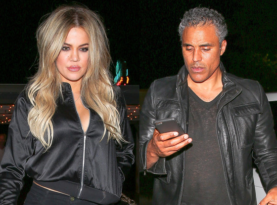 Khloe Kardashian Goes on Date With Rick Fox