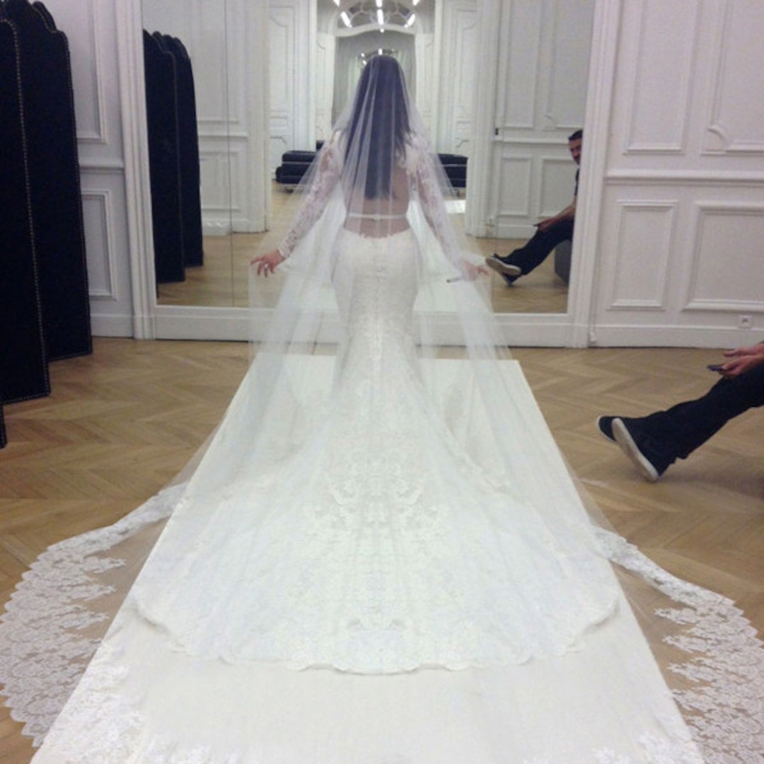 How The Most Famous Celebrity Brides Found Their Wedding Dresses E Online Au