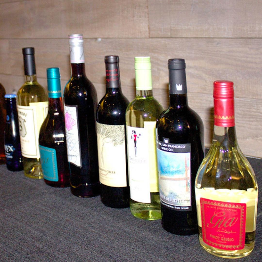 Honest Reviews of 15 Celebrity Wines - E! Online