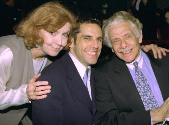 Ben Stiller, Jerry Stiller, Anne Meara