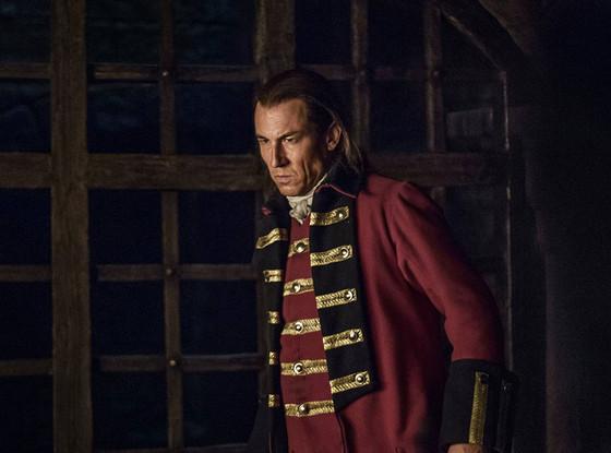Tobias Menzies, Outlander
