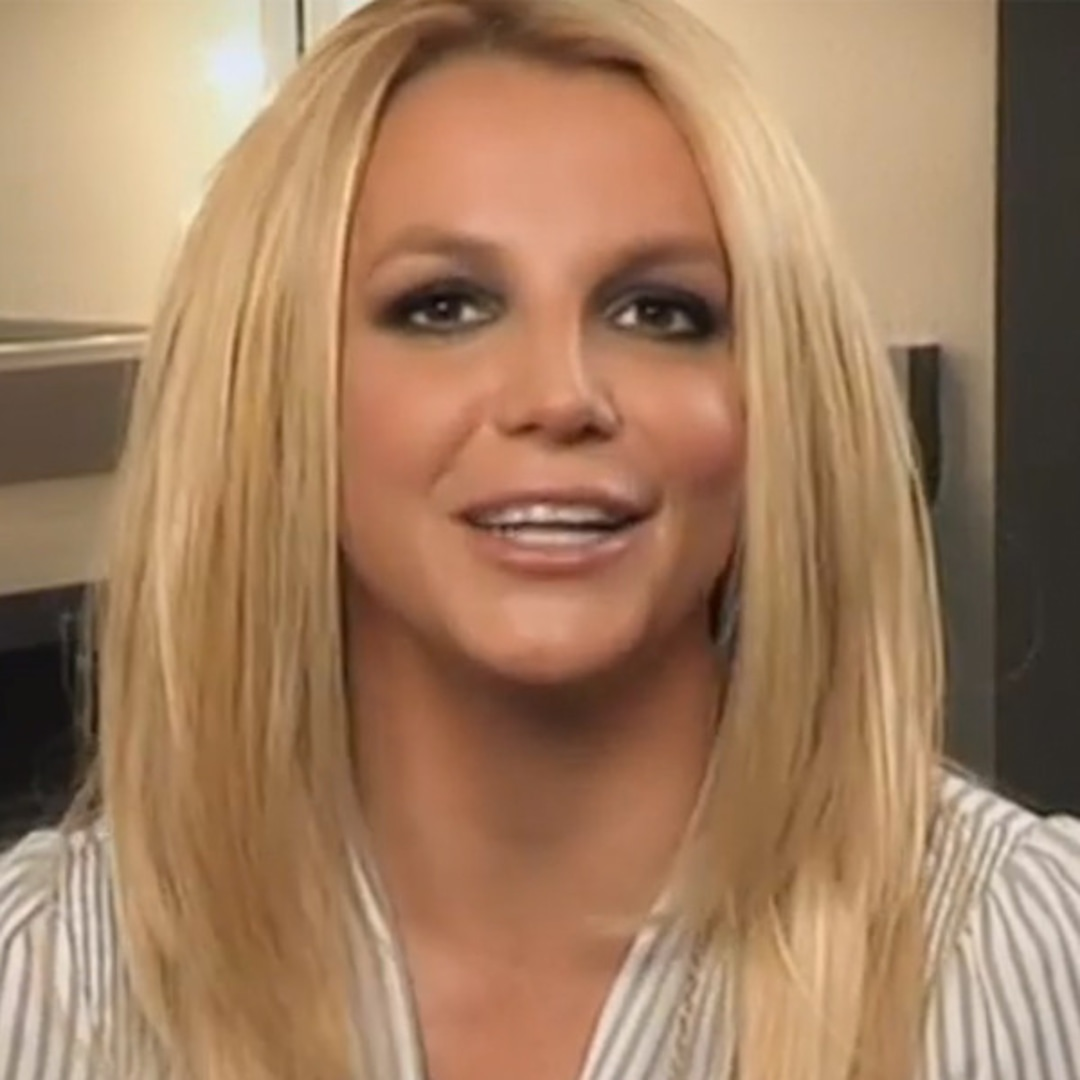 Britney Spears Makes Wacky Facial Expressions During Australian Interview See For Yourself E Online Ca