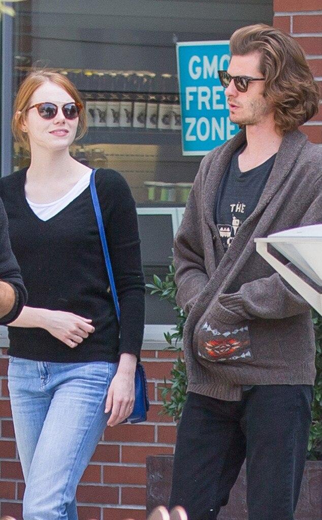 Emma dating Andrew