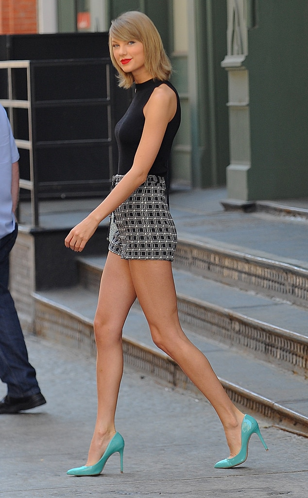 Shoe Candy From Taylor Swift S Street Style E News