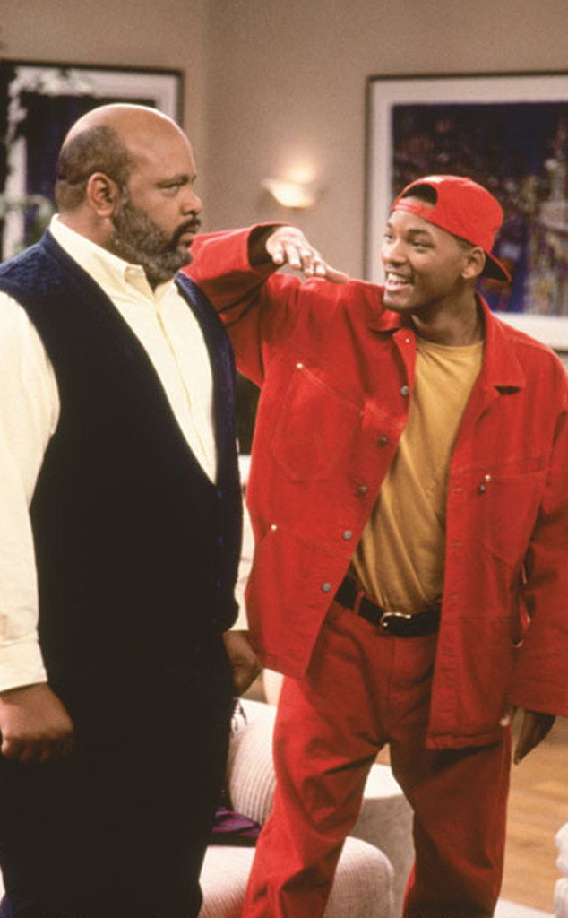 Fresh Prince of Bel-Air, Will Smith, James Avery