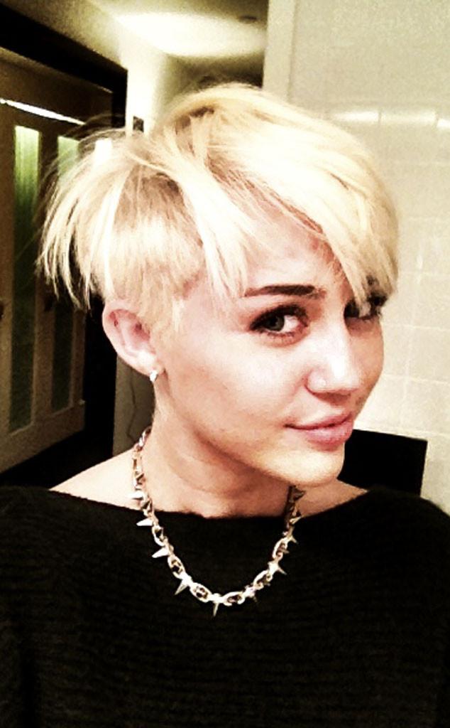 Hair Transformations, Miley Cyrus