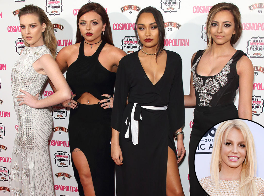 Little Mix, Britney Spears
