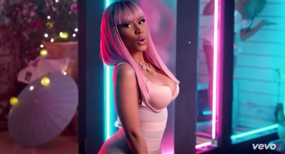 Nicki Minaj, The Night Is Still Young video