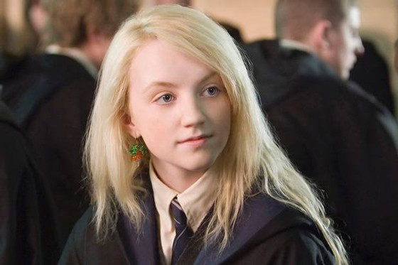 Harry Potter, Evanna Lynch