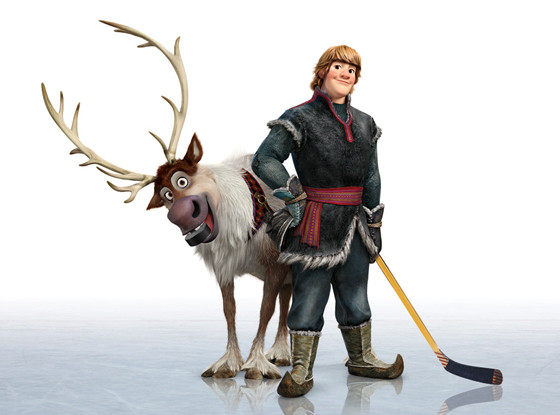 Drawing Of From Frozen Kristoff And Sven: This Frozen Theory Is Incredibly Dark And We Hope It's Not