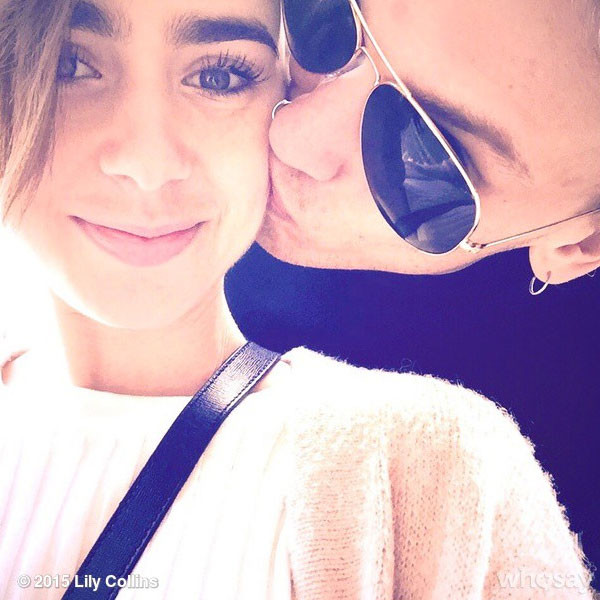 Lily Collins And Jamie Campbell Bower Confirm They Are Dating Again