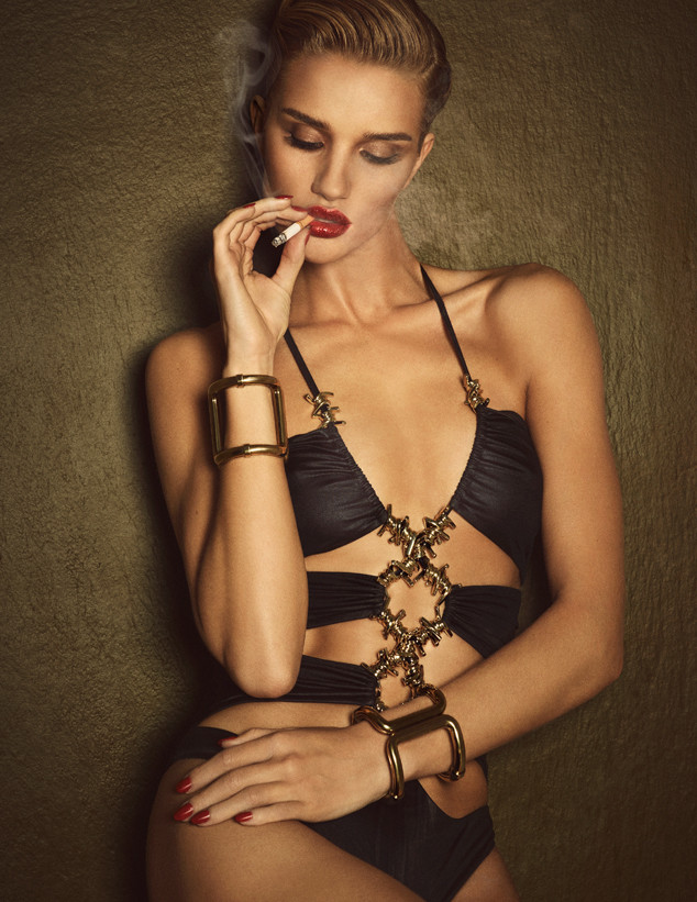 Rosie Huntington-Whiteley, LUI