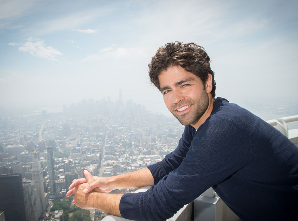 Adrian Grenier, Empire State Building