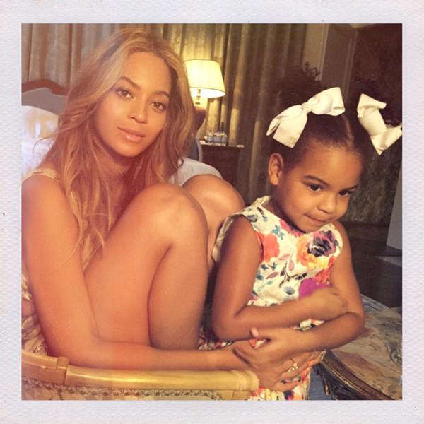 Beyonce, Blue Ivy Carter