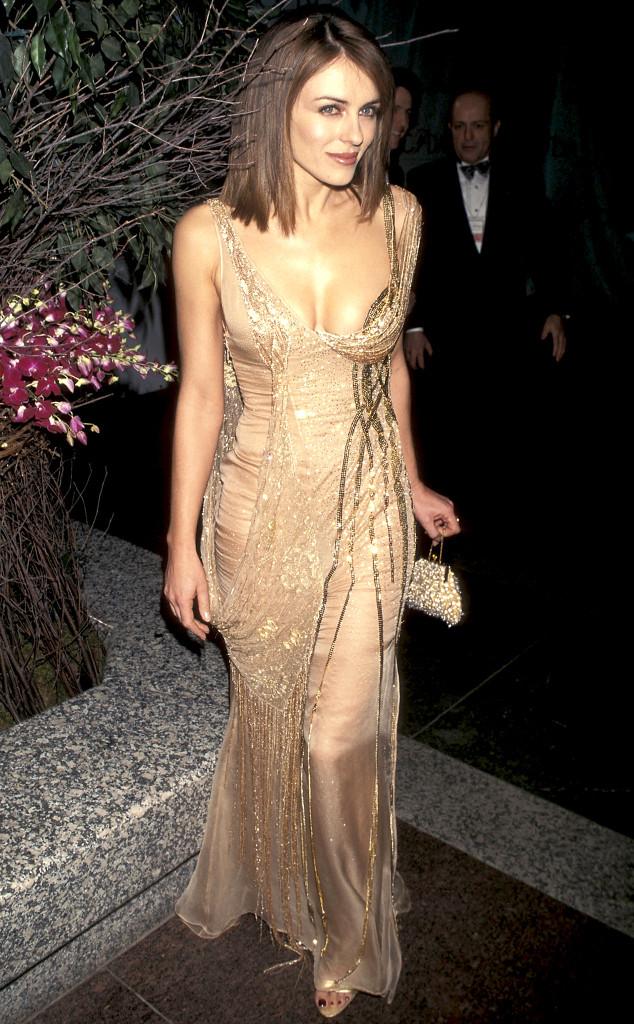 Elizabeth Hurley, 1998