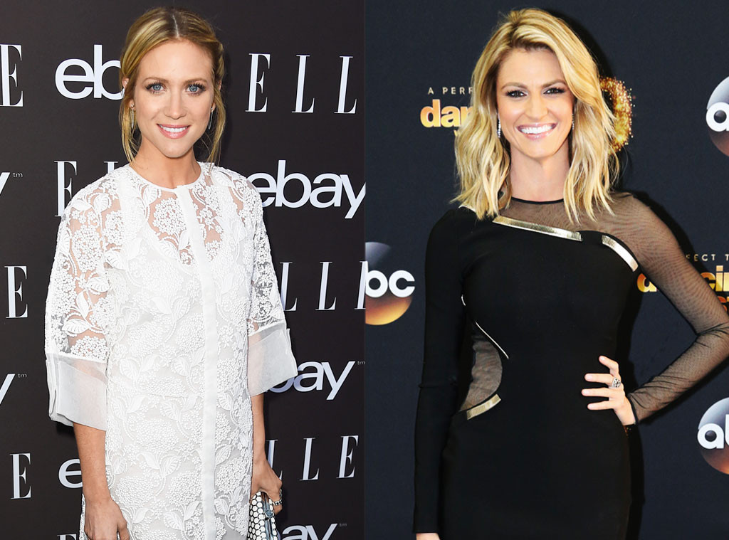 Brittany Snow, Erin Andrews