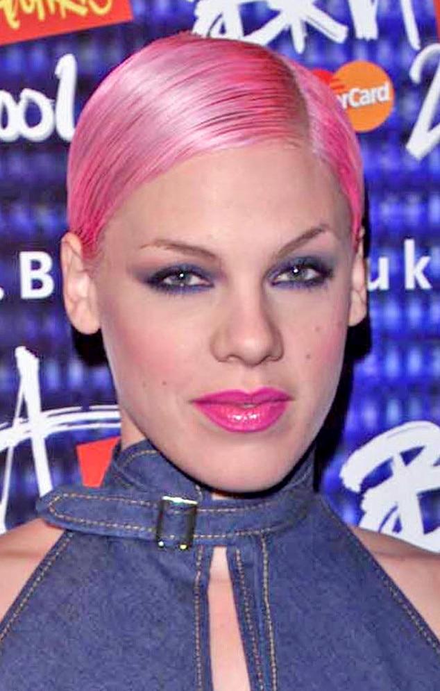Pink Hair, Pink