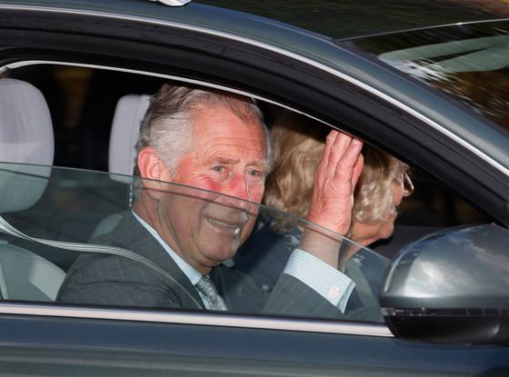 Prince Charles, Prince of Wales and Camilla, Duchess of Cornwall