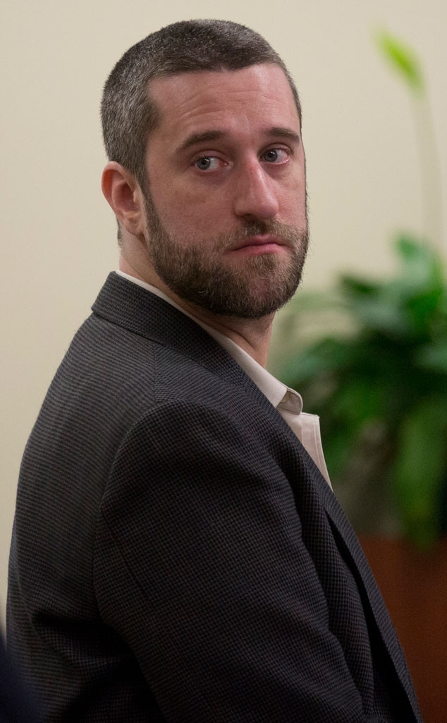 Dustin Diamond, Court, Life in Pictures