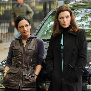 Julianna Margulies: The Good Wife Fans Won't Be Disappointed With Kalinda and Alicia Resolution ...