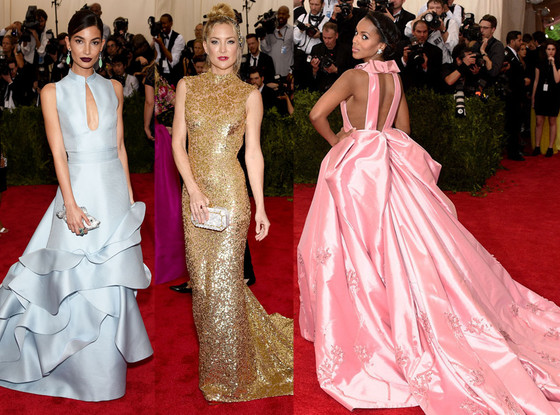Kate Hudson, Lily Aldridge, Kerry Washington, Best Dressed, Met Gala 2015