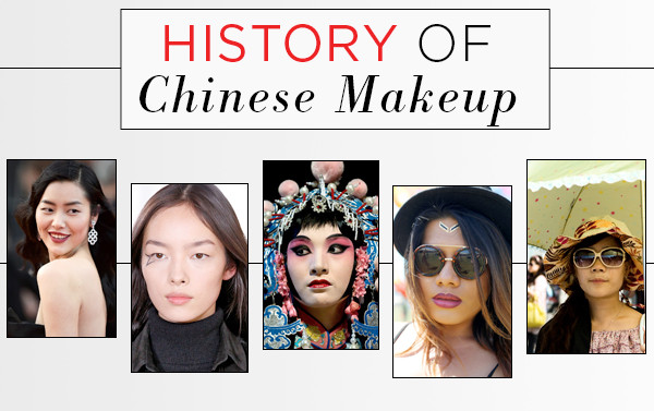 esc history of chinese makeup