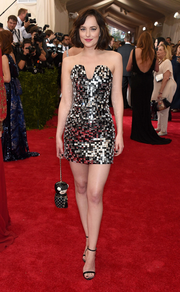 Dakota Johnson, Met Gala 2015