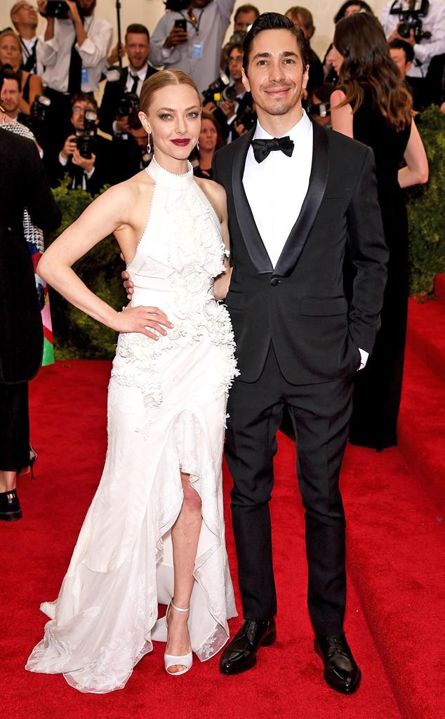 Amanda Seyfried, Justin Long, Met Gala 2015, Couples