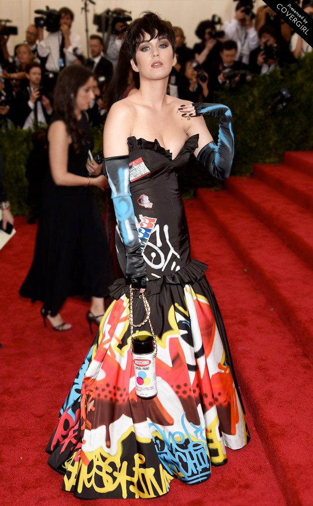 Katy Perry, Met Gala 2015