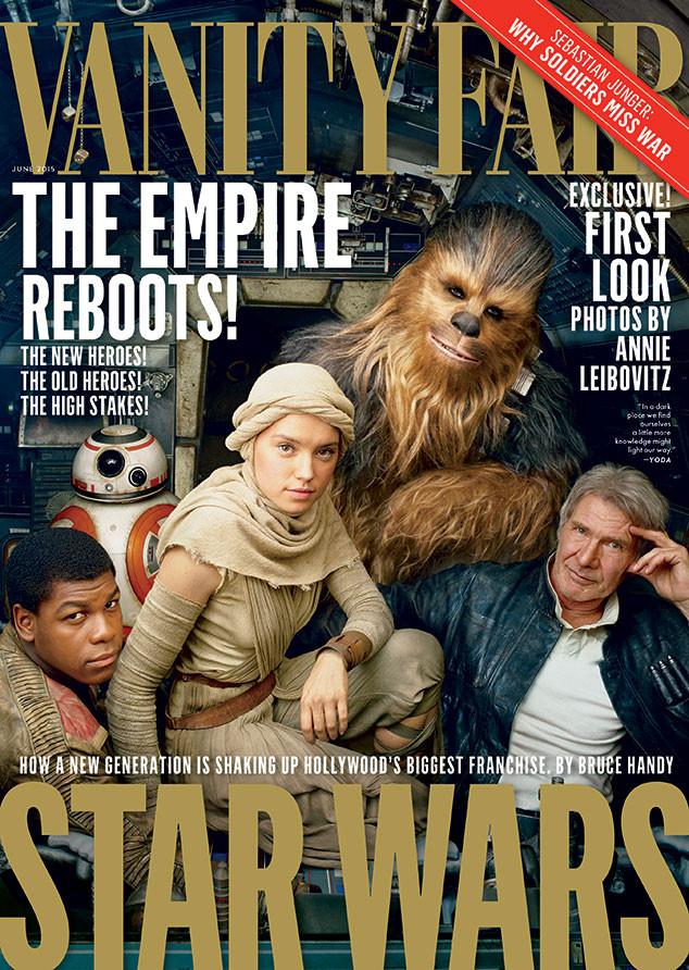 Novas imagens de Star Wars: Episódio VII - O Despertar da Força são divulgadas