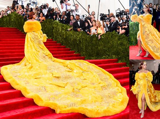 Rihanna, Met Gala 360