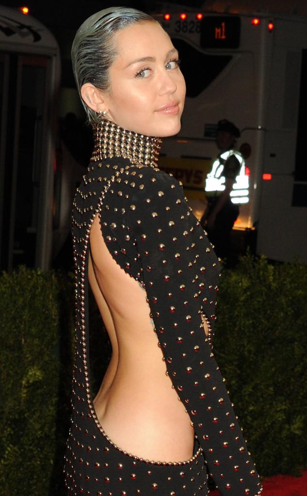 Miley Cyrus, Met Gala 2015