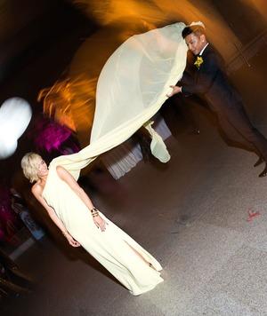 Kristin Wiig, Met Gala 2015, Inside Candids