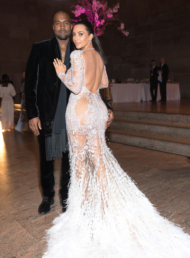11 Of Kim Kardashian And Kanye West S Best Looks As A