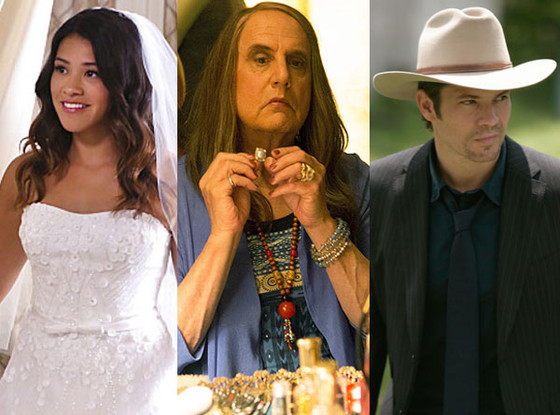 Jane the Virgin, Justified, Transparent