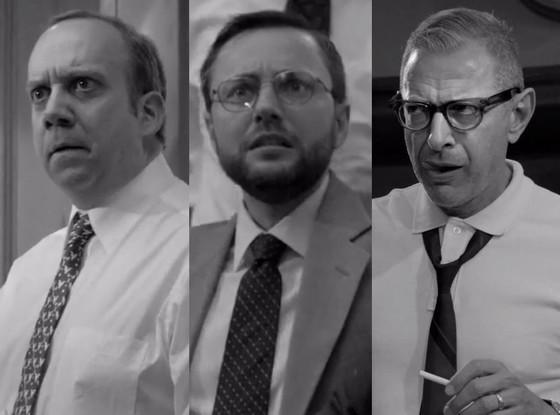 Amy Schumer, Jeff Goldblum, Vincent Kartheiser, Paul Giamatti