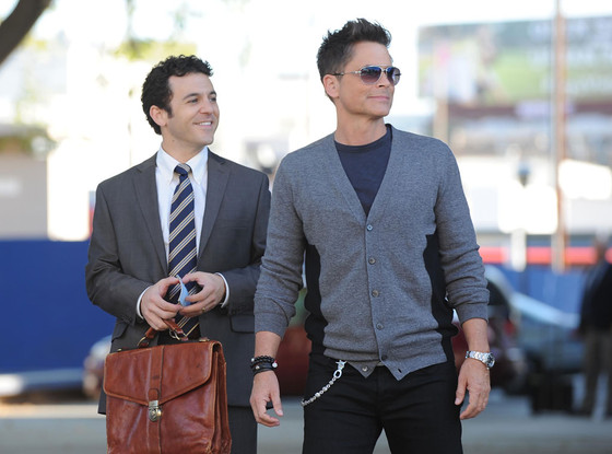 The Grinder, FOX Pilot TV Shows