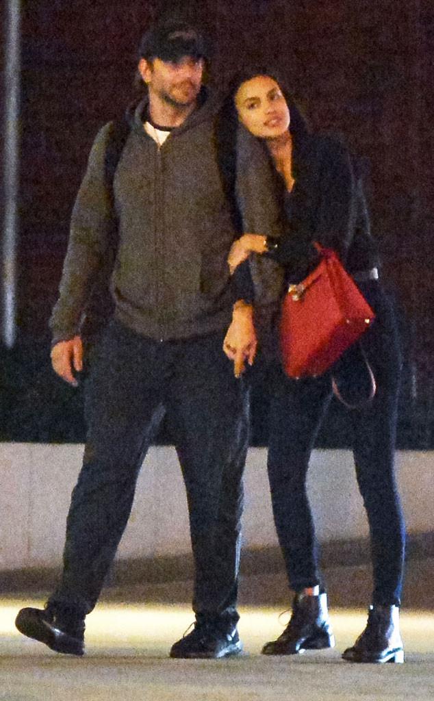 Bradley Cooper, Irina Shayk, PDA