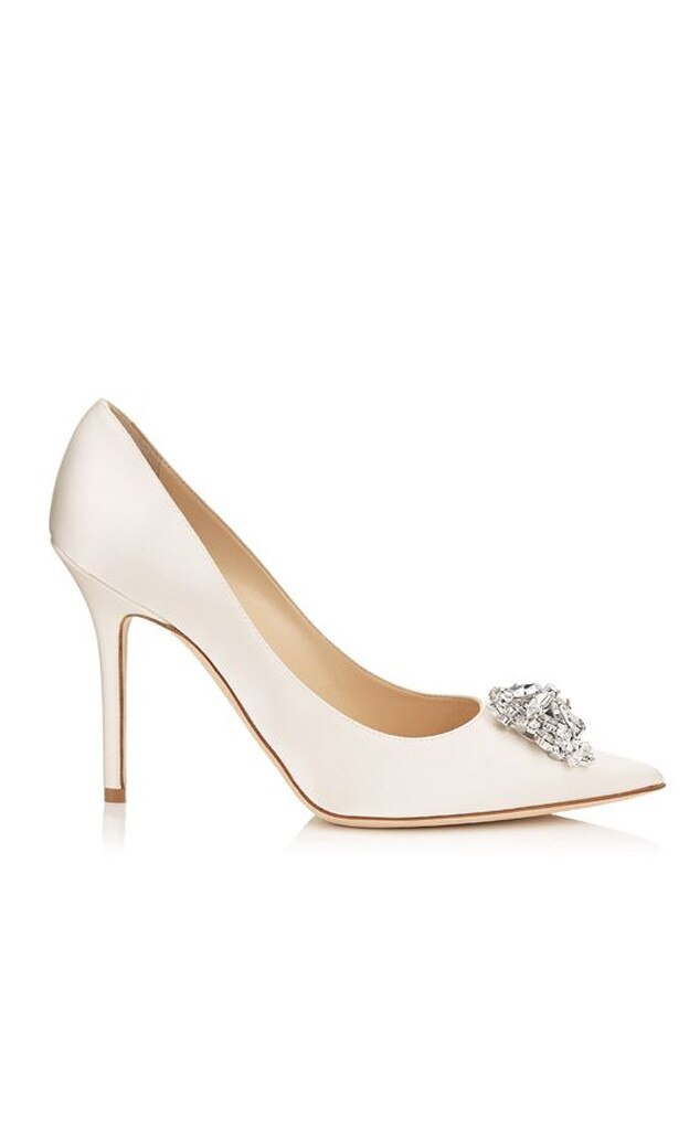 Jimmy Choo from Step Up Your Bridal Shoe Game | E! News