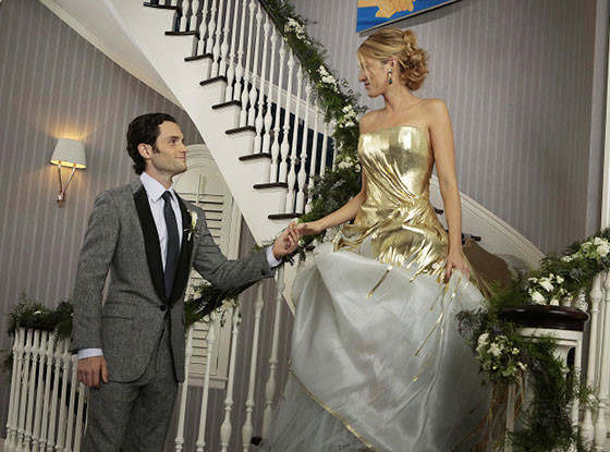 Best TV/Movie Weddings, Gossip Girl