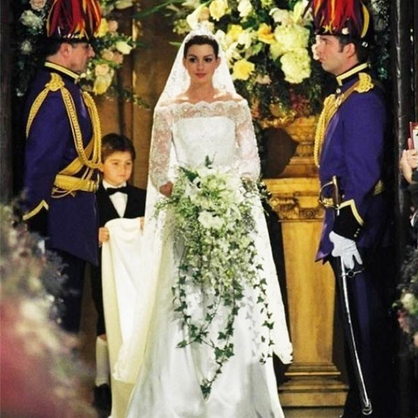 Best TV/Movie Weddings, Princess Diaries 2