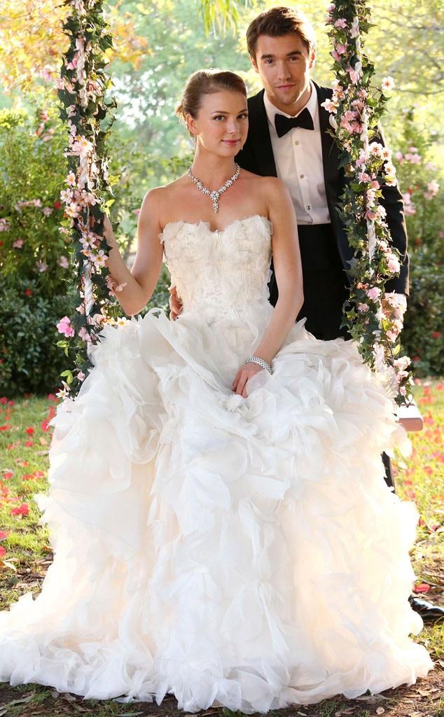 Revenge from Best TV & Movie Wedding Dresses | E! News