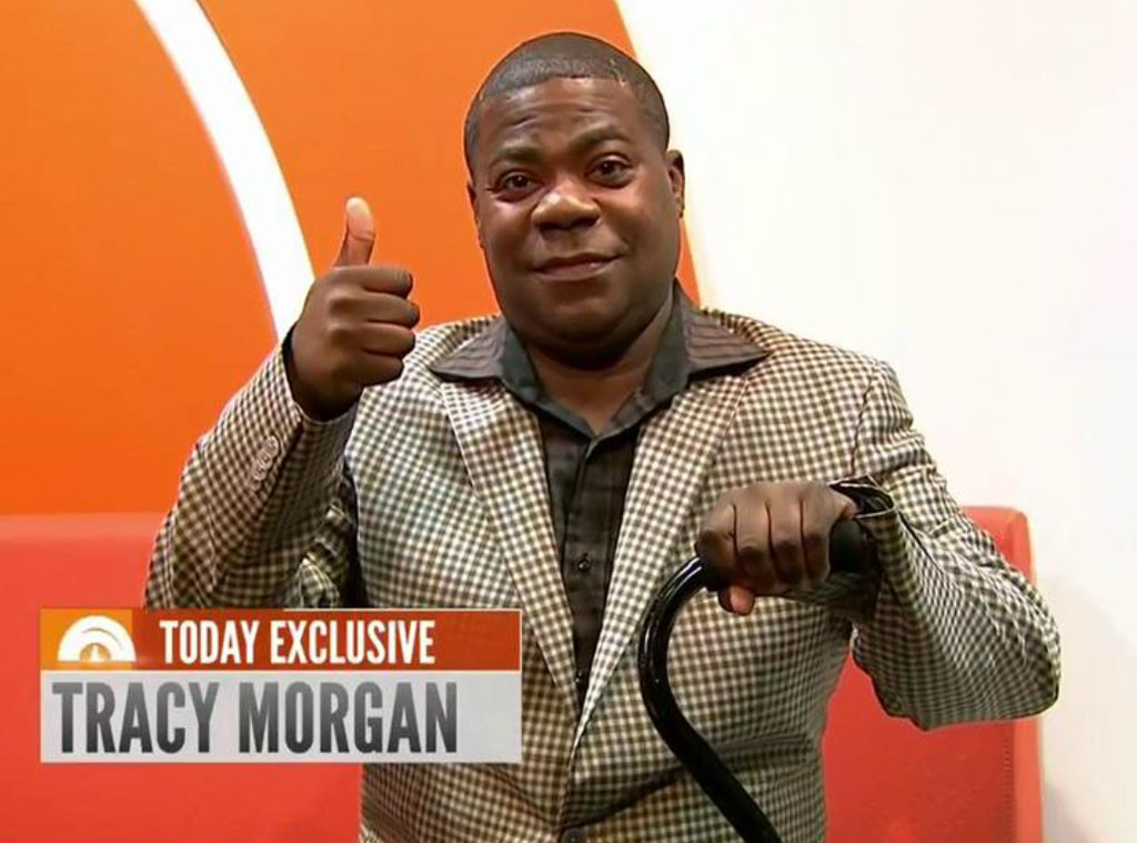 Tracy Morgan, Today Show