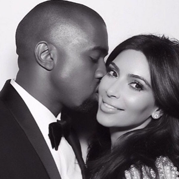 Kim Kardashian, Kanye West, Met Gala 2015, Inside Candids