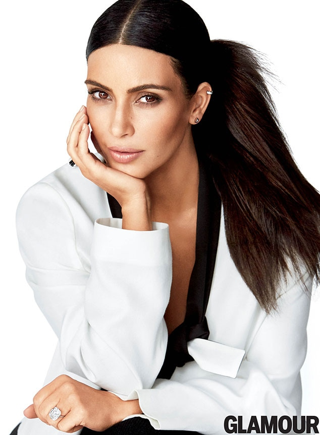 Kim Kardashian, Glamour