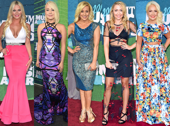 Worst Dressed CMT Awards