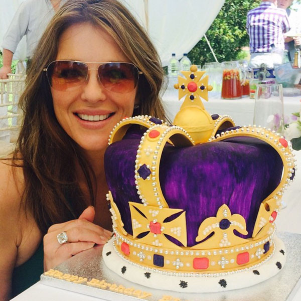 Elizabeth Hurley Turns 50 Years Old The Royals Actress Shares Her Fun Birthday Plans And Hopes For Next Decade