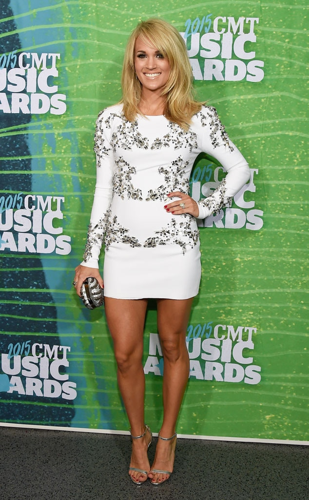 Carrie Underwood, 2015 CMT Awards
