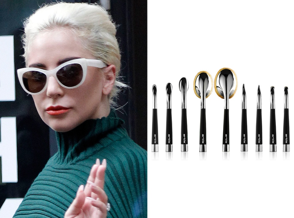 Lady Gaga, Celeb's Favorite Beauty