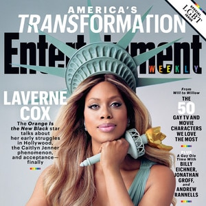 cox cover Laverne entertainment weekly